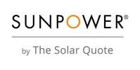 (PRNewsfoto/SunPower by The Solar Quote)