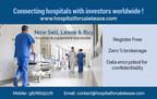 hospital for sale lease (PRNewsfoto/Hospitalforsalelease.com)