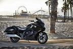 The new BMW K 1600 B (PRNewsfoto/BMW India Private Limited)