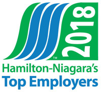 Hamilton-Niagara's Top Employers (CNW Group/Mediacorp Canada Inc.)
