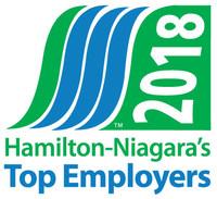 Hamilton-Niagara's Top Employers (CNW Group/Mediacorp Canada Inc.)