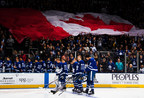Marriott International Announces Partnership with Maple Leaf Sports and Entertainment in Canada (CNW Group/Marriott Hotels & Resorts Canada)
