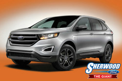 Sherwood Ford provides interested car buyers with a research page on popular SUV