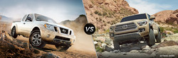 When choosing between two vehicles like the 2018 Nissan Frontier vs the 2017 Toyota Tacoma, drivers can use the model comparison pages posted on the Kenosha Nissan website to help make their decisions.