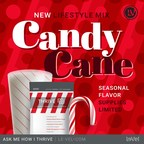 Le-Vel Introduces Thrive Mix Shake in Candy Cane Flavor