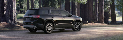 Drivers can find the 2018 GMC Acadia and information on all of the specifications and features at McCurry-Deck Motors.