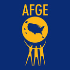AFGE logo. (PRNewsFoto/American Federation of Government Employees)