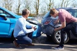 Collision auto insurance