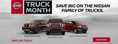 Local consumers looking to save on Nissan Frontier, Titan and Armada models can do so with Phoenix-area dealership Avondale Nissan