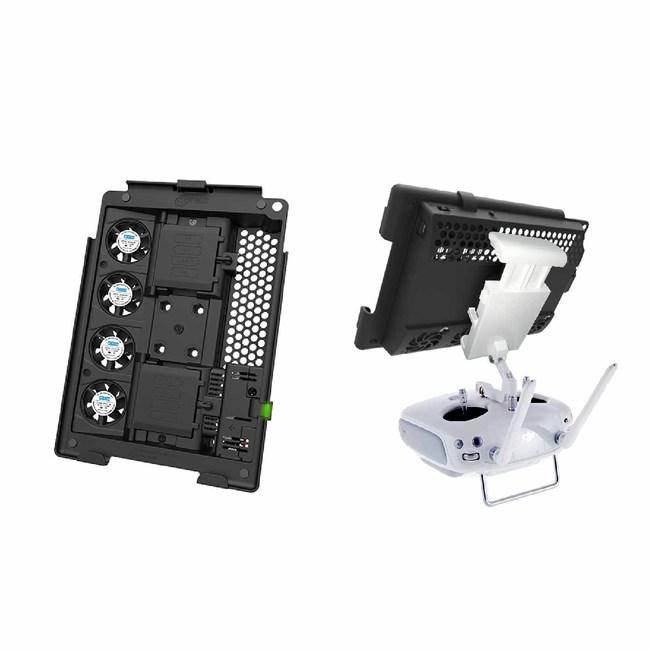 iPad Cooler and DJI Drone Bracket