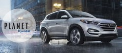 Check out the 2017 Hyundai Tucson SE, available for only $176 per month from Planet Hyundai of Golden, CO.