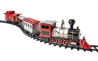 FAO Schwarz train set