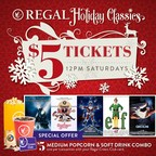 Get in a Festive Spirit with the Holiday Classics at Regal