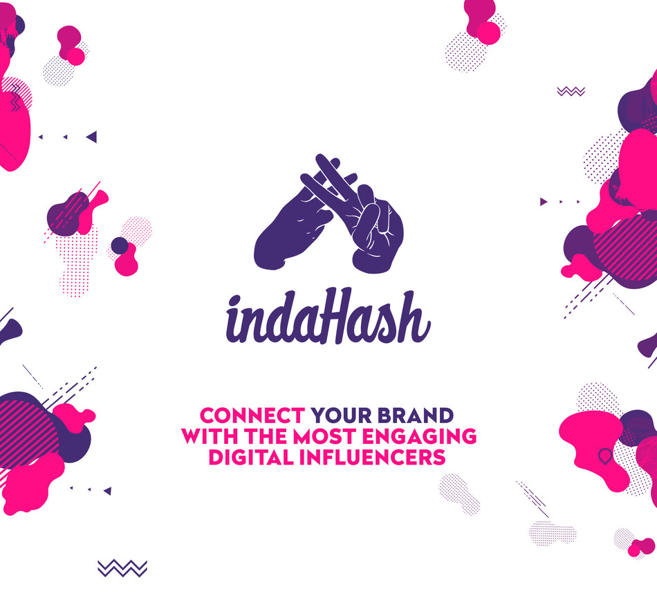 indaHash announces the launch of indaHash Coin, a digital currency for brands, influencers and fans (PRNewsfoto/indaHash)