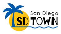 Japanese Community Portal, www.sandiegotown.com New Logo