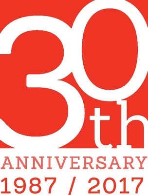 30th Anniversary Logo (PRNewsfoto/Pacific Software Publishing, In)