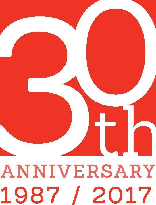 30th Anniversary Logo (PRNewsfoto/Pacific Software Publishing, In)