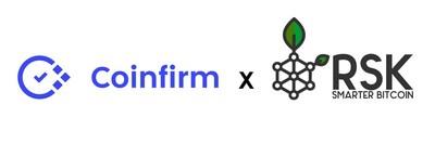 Coinfirm partner RSK