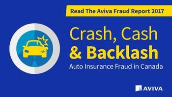 Read the full national report here: http://avivacanada.com/fightfraud (CNW Group/Aviva Canada Inc.)