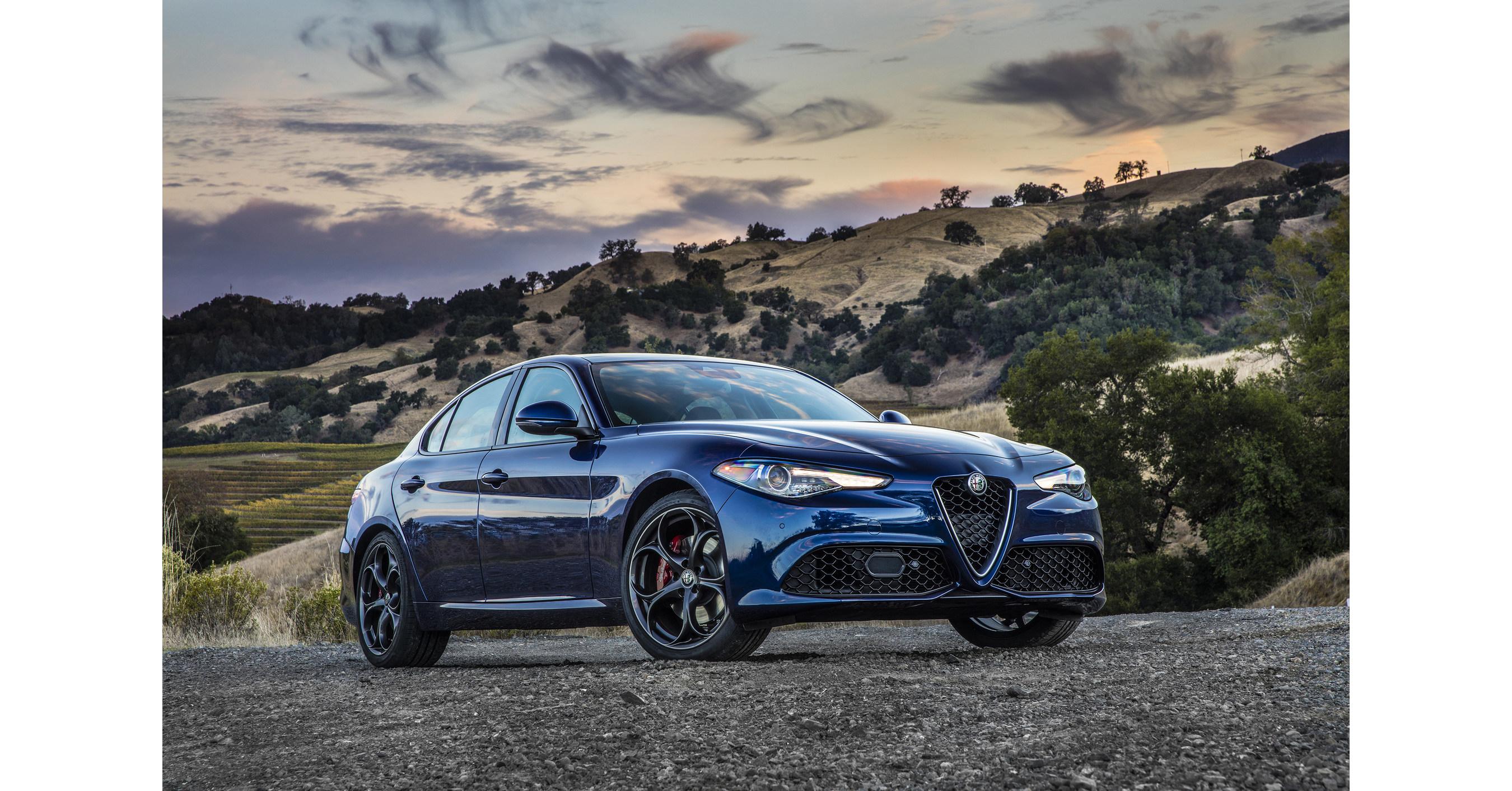 Alfa Romeo Giulia Named Motor Trend's 2018 Car Of The Year®