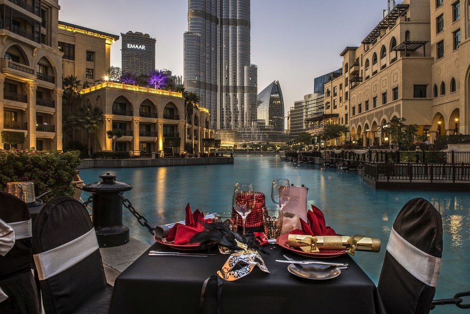 Emaar Hospitality Group Festive (PRNewsfoto/Emaar Hospitality Group)