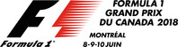 Logo: Grand Prix du Canada (CNW Group/FORMULA 1 GRAND PRIX DU CANADA)