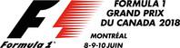 Logo: Grand Prix du Canada (CNW Group/FORMULA 1 GRAND PRIX DU CANADA)