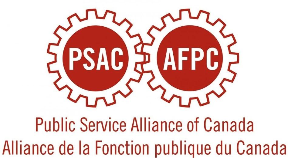 Logo : PSAC-AFPC (CNW Group/CIU-SDI)