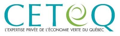 Logo : Conseil des entreprises en technologies environnementales du Québec (CETEQ) (Groupe CNW/Conseil des entreprises en technologies environnementales (CETEQ))
