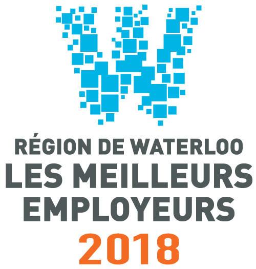 Assurance Economical est sélectionnée parmi les meilleurs employeurs de la région de Waterloo pour 2018 (Groupe CNW/Assurance Economical)