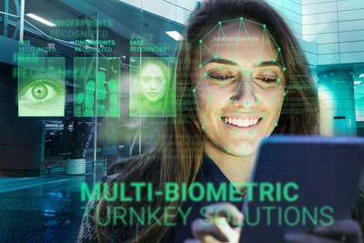 DERMALOG's Automated Biometric Identification System (ABIS) enables the combination of various biometric characteristics, making identity fraud more difficult. Photo credit: DERMALOG Identification Systems GmbH (PRNewsfoto/Dermalog Identification Systems)