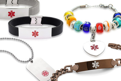 We create fashionable medical ID bracelets, necklaces and accessories in unique styles that look great on children, women and men. We think you'll agree our beautiful selection of medical alert jewelry includes designs for every lifestyle. So, what are you waiting for?
