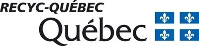 Logo : RECYC-QUÉBEC (Groupe CNW/Société québécoise de récupération et de recyclage)