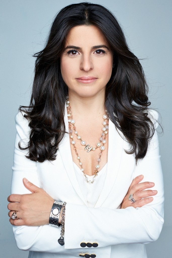 Nadia Petrolito, VP General Counsel/Chief Communications Officer, L'Oréal Canada. (CNW Group/L'Oréal Canada Inc.)
