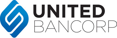 United Bancorp, Inc. logo (PRNewsfoto/United Bancorp, Inc.)