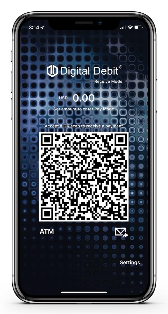 Digital Debit GUI (PRNewsfoto/Digital Debit Group)