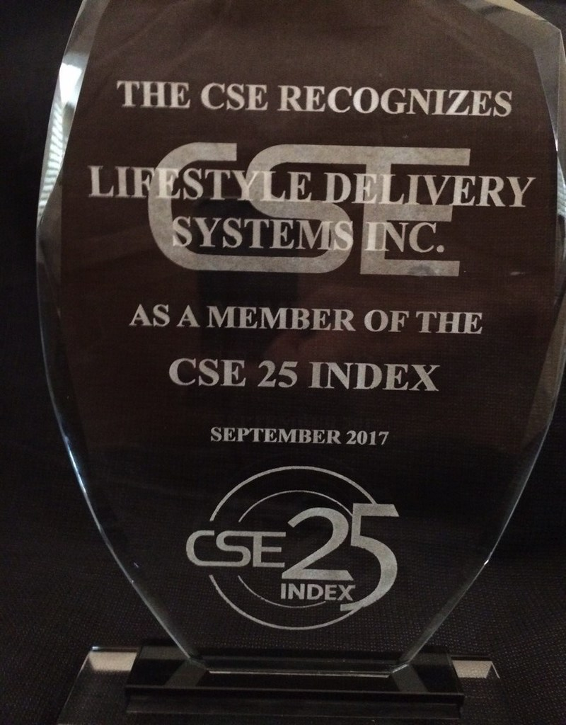 LDS receives recognition award from the CSE