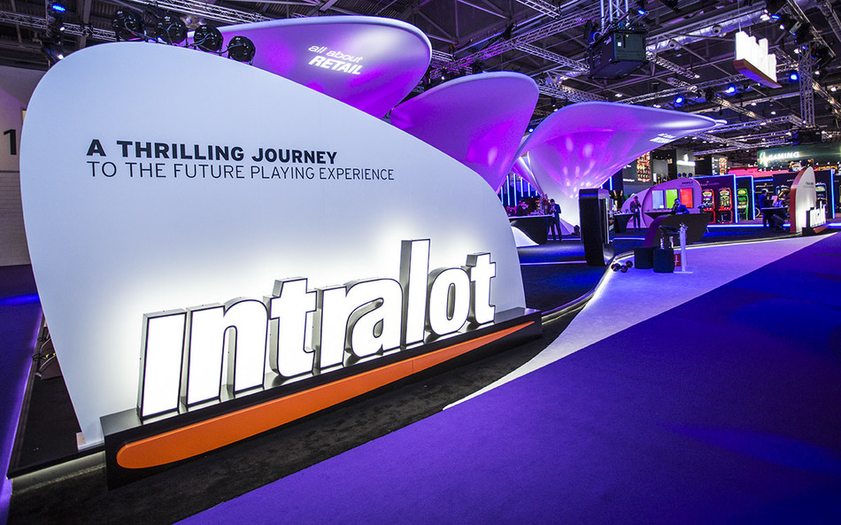 INTRALOT announces y-o-y Revenue (+13.4%) and EBITDA (+10.5%) growth for 9M17 (PRNewsfoto/INTRALOT)