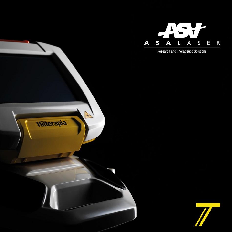 ASAlaser & TT: Science serving health (PRNewsfoto/ASA Srl)