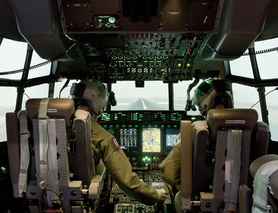 Lockheed Martin is delivering advanced simulation to prepare airmen for critical missions.