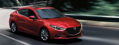 2018 Mazda3 4-door available at Vic Bailey Mazda