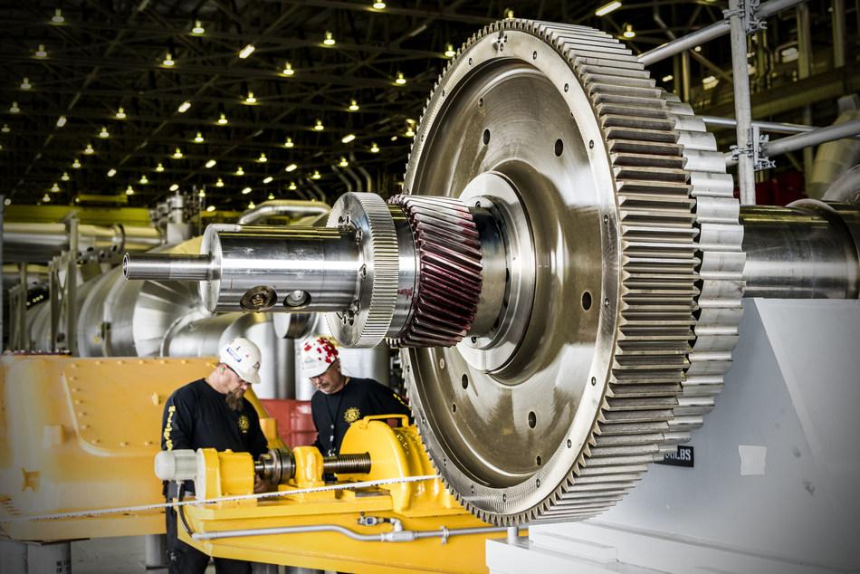Ontario Power Generation starts the next major phase of the refurbishment of Darlington Nuclear (CNW Group/Ontario Power Generation Inc.)