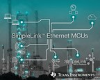 Merge the worlds of wired and wireless connectivity by connecting sensors to the cloud with new TI SimpleLink™ Ethernet MCUs