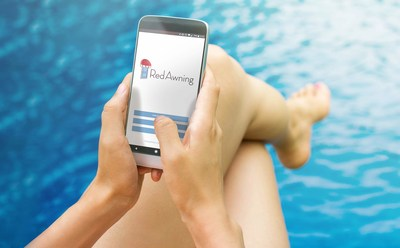 New RedAwning mobile app provides easier, more streamlined booking and stay experience for vacation property renters