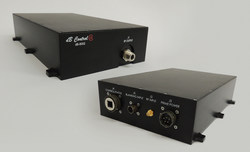 """dB Control debuted its first solid state power amplifier for electronic countermeasures, electronic warfare simulation, ground mobile and airborne platforms. Defense contractors and military personnel get a first look at this new SSPA in Booth 417 at AOC in Washington, D.C. """"We've produced thousands of reliable TWTAs since we were founded over 25 years ago. Count on us to bring this same high quality to the solid state amplifier market,"""" said dB Control VP of Business Development Steve Walley."""