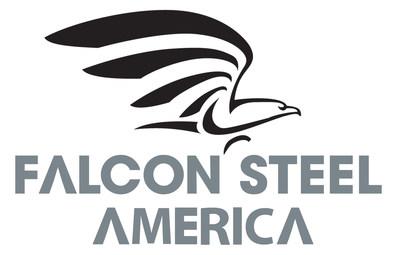 Falcon Steel America logo