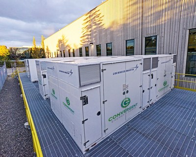 Convergent Energy + Power Announces Completion of an 8.5 MWh Energy Storage Project for Industrial Customer in Ontario