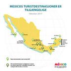 Mexico ønsker velkommen