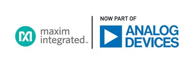 Logo for Maxim Integrated Products Inc. (PRNewsfoto/Maxim Integrated)
