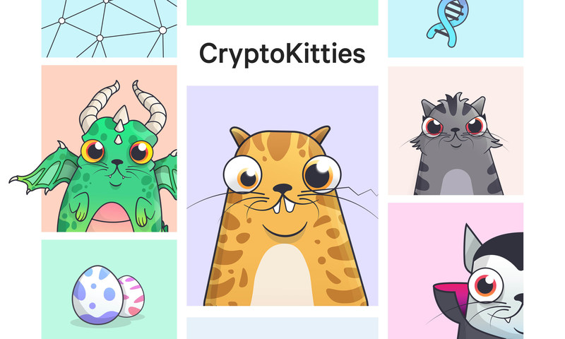 Cryptokitties (CNW Group/Axiom Zen)